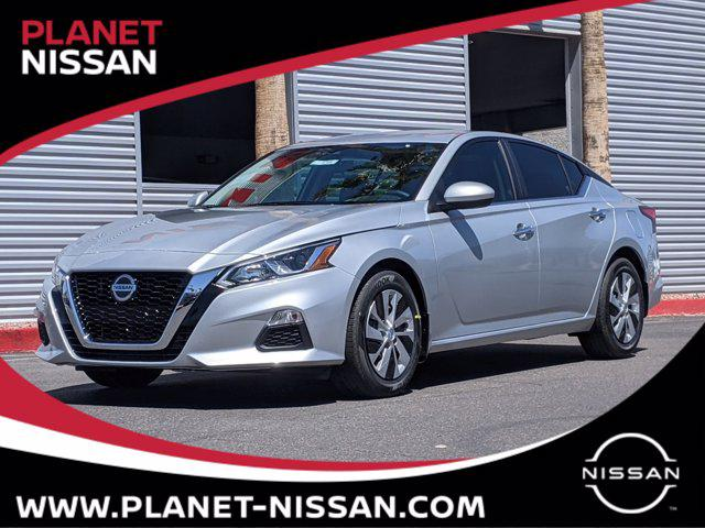 2021 Nissan Altima 2.5 S for sale in Las Vegas, NV