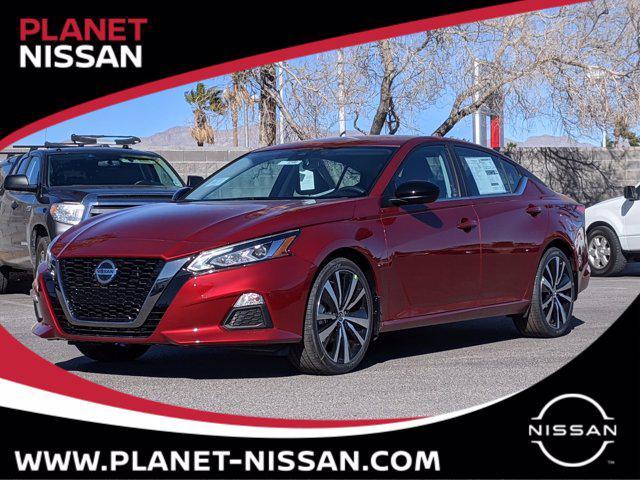 2021 Nissan Altima 2.5 SR for sale in Las Vegas, NV