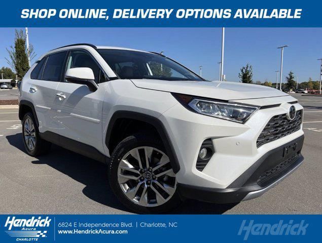 2019 Toyota RAV4 Limited for sale in Charlotte, NC