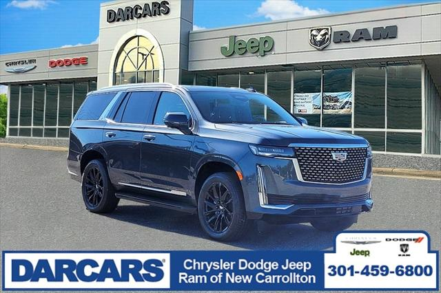 2021 Cadillac Escalade Premium Luxury for sale in New Carrollton, MD