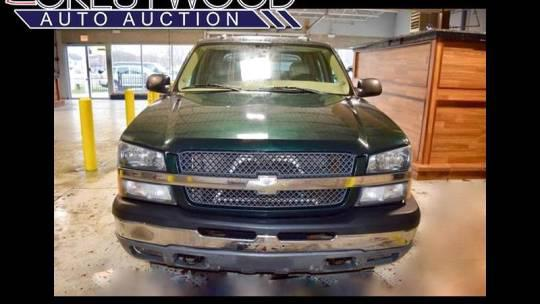 2004 Chevrolet Avalanche Z71 for sale in Crestwood, IL