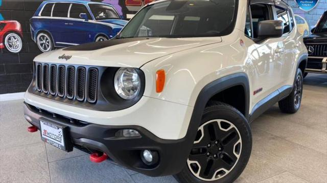 2016 Jeep Renegade Trailhawk for sale in Woodside, NY