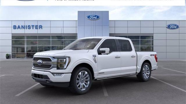 2021 Ford F-150 Limited for sale in Marlow Heights, MD