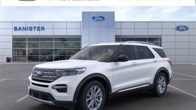 2021 Ford Explorer Limited for sale in Marlow Heights, MD