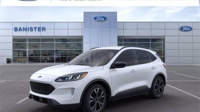 2021 Ford Escape SEL for sale in Marlow Heights, MD