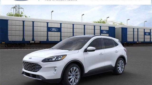 2021 Ford Escape Titanium Hybrid for sale in Marlow Heights, MD