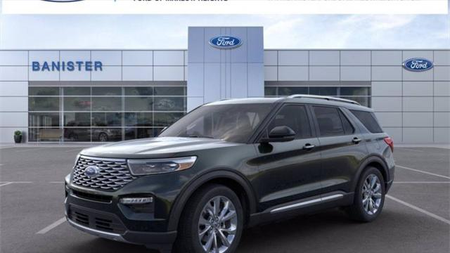 2021 Ford Explorer Platinum for sale in Marlow Heights, MD