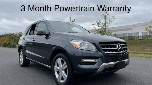 2012 Mercedes-Benz M-Class ML 350 for sale in Sterling, VA