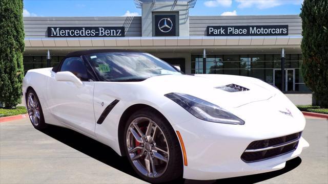 2016 Chevrolet Corvette Z51 2LT for sale in Fort Worth, TX