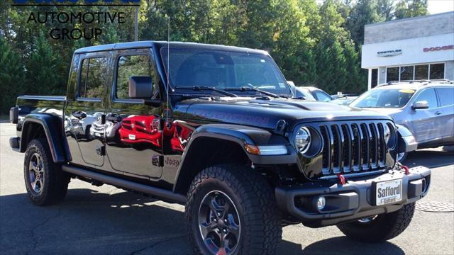 2021 Jeep Gladiator Rubicon for sale in Warrenton, VA
