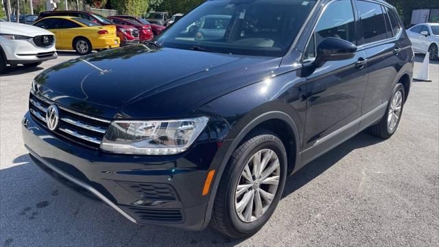 2018 Volkswagen Tiguan SE for sale in Miami, FL