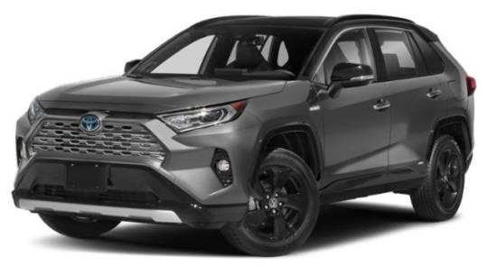 2021年丰田RAV4混合动力XSE在伊利诺伊州埃尔姆赫斯特上市