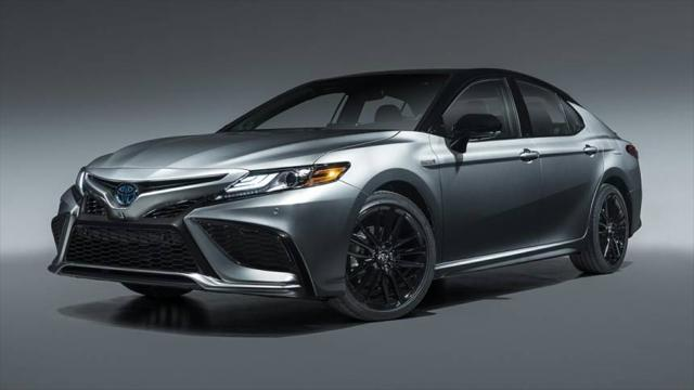 2022 Toyota Camry Hybrid XLE for sale in Calumet City, IL