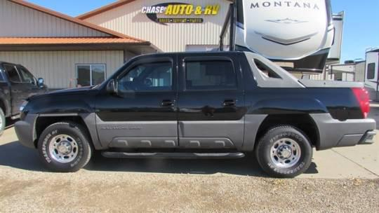 """2002 Chevrolet Avalanche 2500 5dr Crew Cab 130"""" WB 4WD for sale in Fort Pierre, SD"""