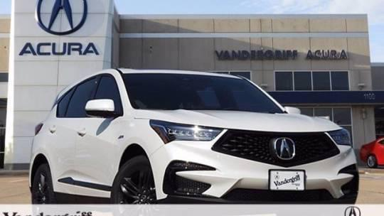 2021 Acura RDX w/A-Spec Package for sale in Arlington, TX