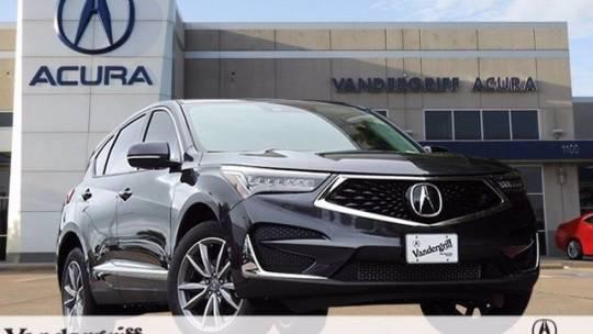 2021 Acura RDX w/Technology Package for sale in Arlington, TX