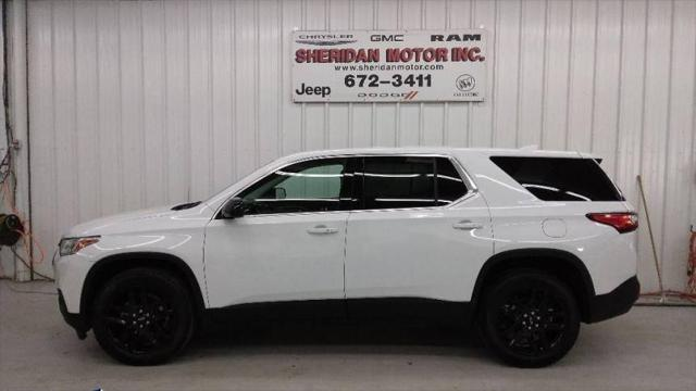 2019 Chevrolet Traverse LS for sale in Sheridan, WY