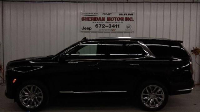 2021 Cadillac Escalade Premium Luxury for sale in Sheridan, WY