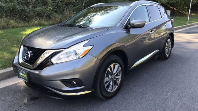 2015 Nissan Murano SL for sale in Laurel, MD