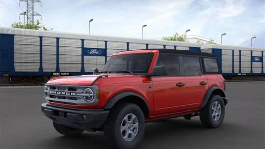 2021 Ford Bronco Big Bend for sale in Sterling Heights, MI