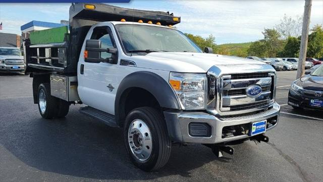 2016 Ford F-550 XLT for sale in Lowell, MA