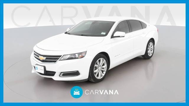2017 Chevrolet Impala LT for sale in Blue Mound, TX