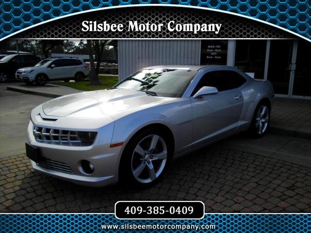 2010 Chevrolet Camaro 2SS for sale in Silsbee, TX