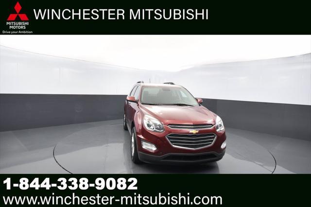 2017 Chevrolet Equinox LT for sale in Winchester, VA