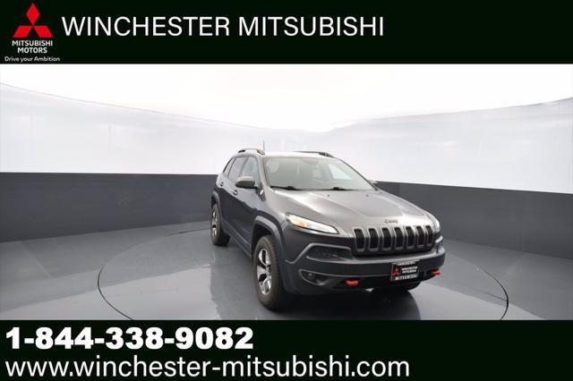 2016 Jeep Cherokee Trailhawk for sale in Winchester, VA
