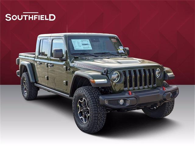 2021 Jeep Gladiator Rubicon for sale in Southfield, MI