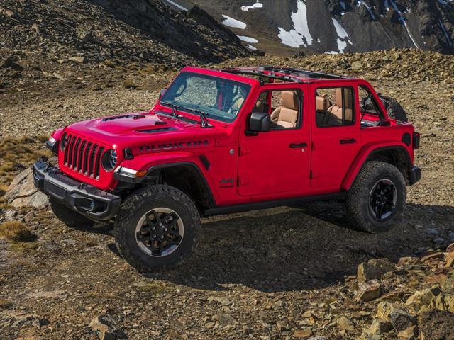 2021 Jeep Wrangler Unlimited Rubicon for sale in Kearney, NE