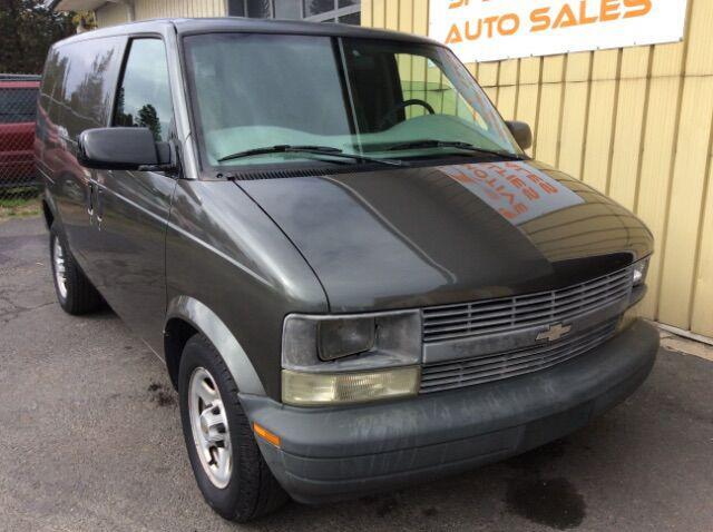 "2004 Chevrolet Astro Cargo Van 111.2"" WB RWD for sale in Spokane, WA"