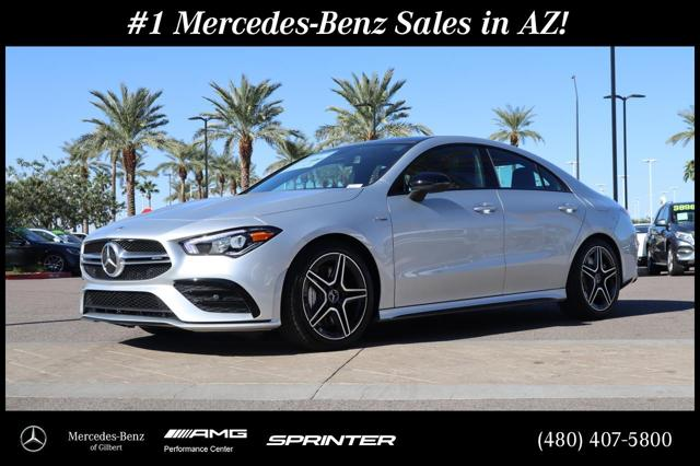 2021 Mercedes-Benz CLA AMG CLA 35 for sale in Gilbert, AZ