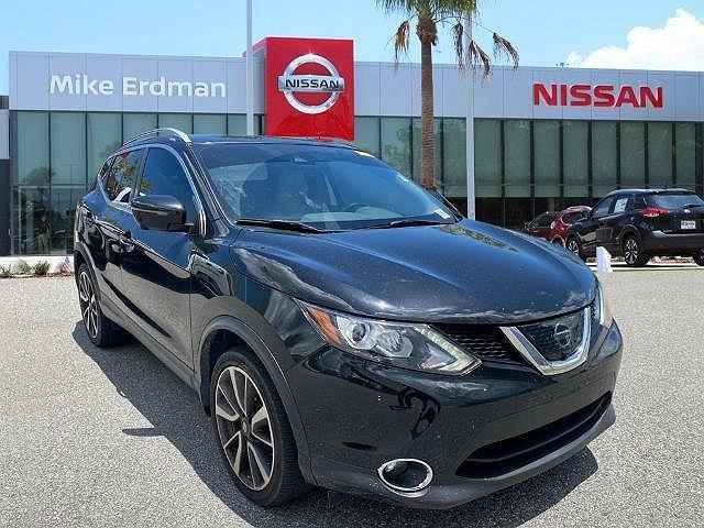 2017 Nissan Rogue Sport SL for sale in Cocoa, FL