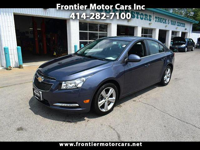 2014 Chevrolet Cruze 2LT for sale in Milwaukee, WI