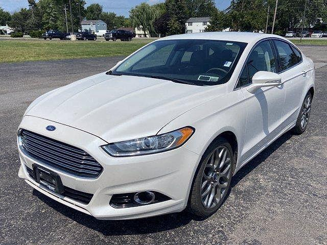 2014 Ford Fusion Titanium for sale in Brockport, NY