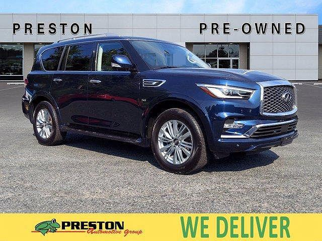 2019 INFINITI QX80 LUXE for sale in Randallstown, MD