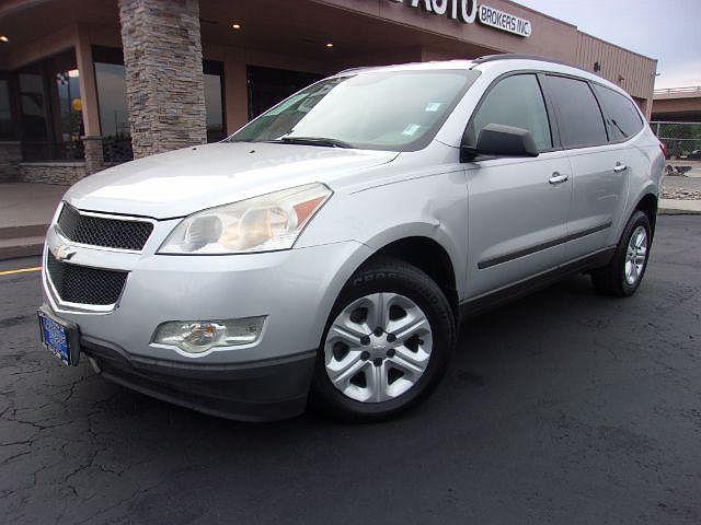 2012 Chevrolet Traverse LS for sale in Colorado Springs, CO
