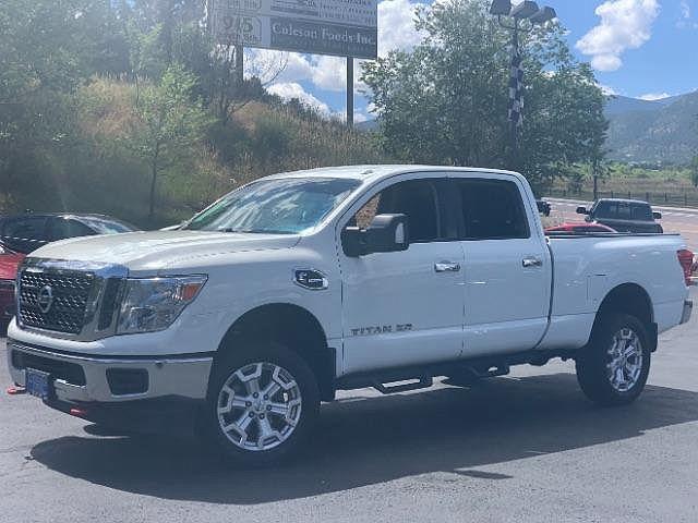 2017 Nissan Titan XD SV for sale in Colorado Springs, CO