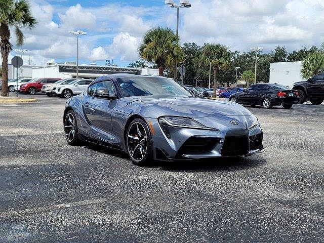 2021 Toyota GR Supra 3.0/3.0 Premium/A91 Edition for sale in Tampa, FL