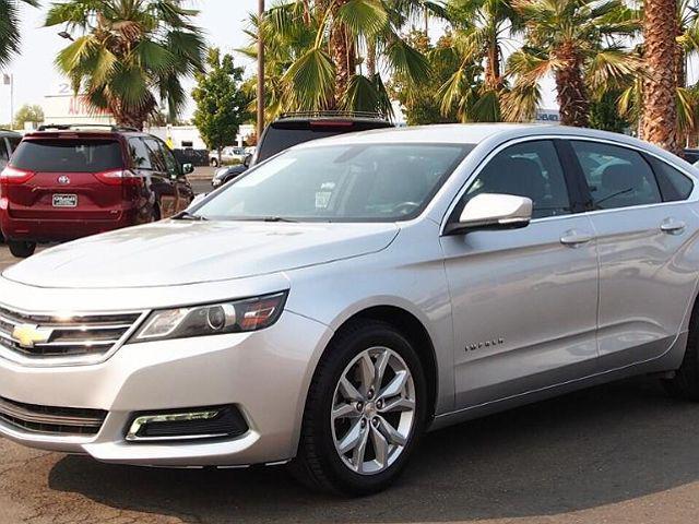 2019 Chevrolet Impala LT for sale in Sacramento, CA