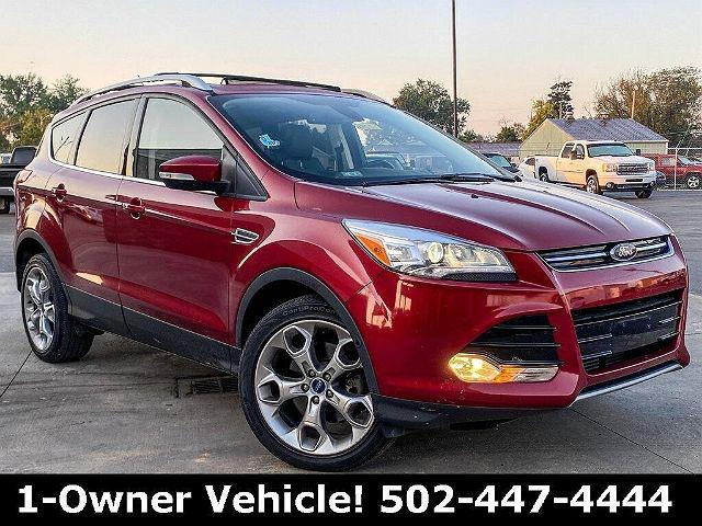 2015 Ford Escape Titanium for sale in Louisville, KY