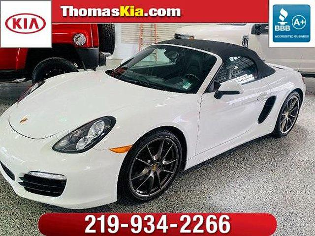 2016 Porsche Boxster Unknown for sale in Highland, IN
