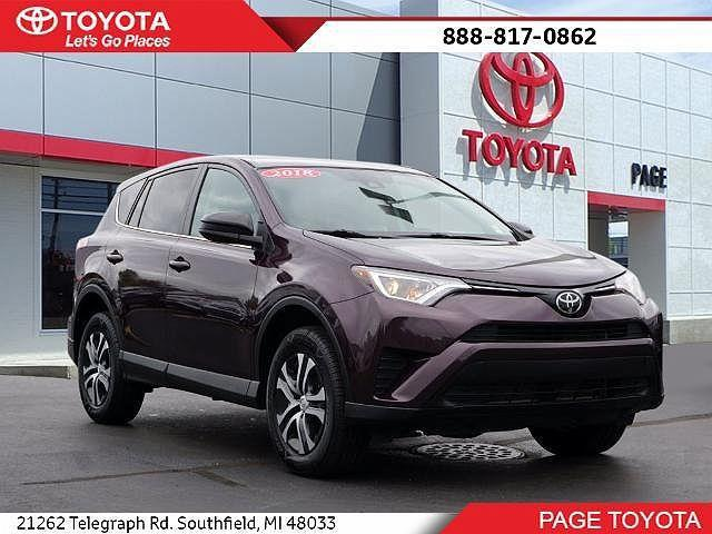 2018 Toyota RAV4 LE for sale in Southfield, MI