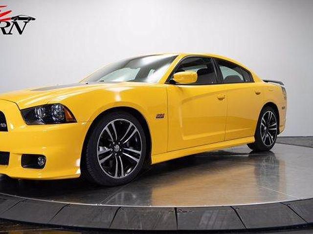 2012 Dodge Charger SRT8 Super Bee for sale in Dublin, OH