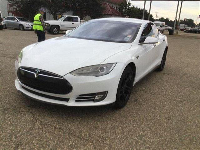 2012 Tesla Model S Signature for sale in Addison, IL
