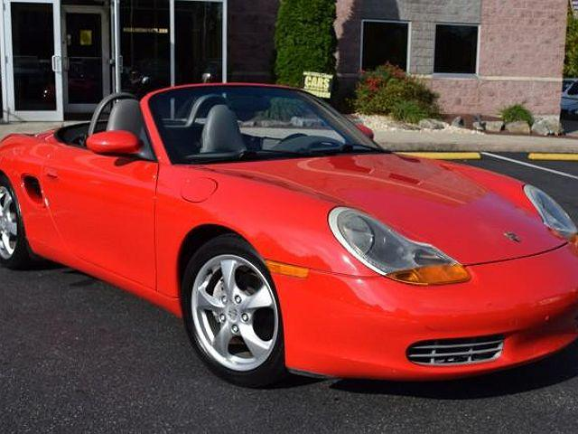 2002 Porsche Boxster 2dr Roadster 5-Spd Manual for sale in Easton, PA