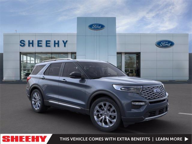 2021 Ford Explorer Platinum for sale in Springfield, VA