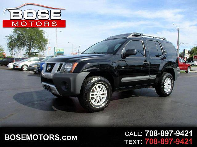 2014 Nissan Xterra S/Pro-4X for sale in Crestwood, IL