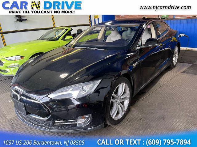2013 Tesla Model S 4dr Sdn for sale in Bordentown, NJ